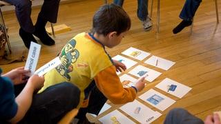 Emprender ina lingua sur il cunfin linguistic e cultural