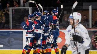 Trotz Fehlstart: ZSC Lions zermürben Lugano