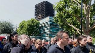 79 persunas mortas u sparidas tar l'incendi en il Grenfell Tower