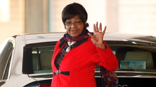 Winnie Mandela stirbt mit 81 Jahren