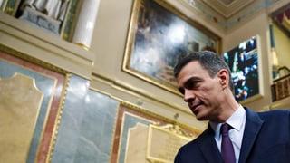 Spaniens Regierung vor dem Aus