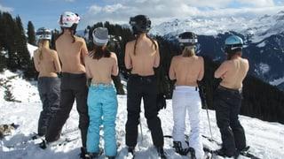 Fön! Das sind eure Ski-Spass-Bilder