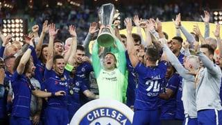 Chelsea gewinnt die Europa League