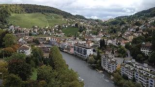 Ennetbaden: Gemeinderat darf Fusion prüfen