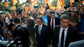 Katalanen streben weiterhin Alleingang an