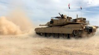 USA kritisieren Iraks Truppen: «Kein Wille zum Kampf gezeigt»