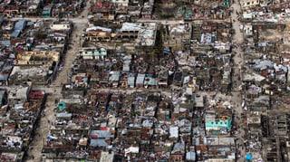 Staatstrauer in Haiti nach Hurrikan «Matthew»