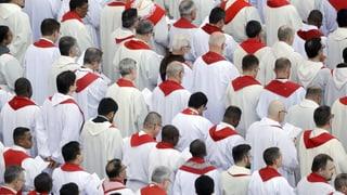 Vatikan fürchtet «Auslöschung» der Geschlechter
