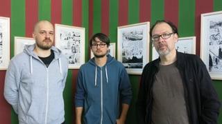 Zentralschweizer Comiczeichner über Fumetto-Aushängeschild Tardi