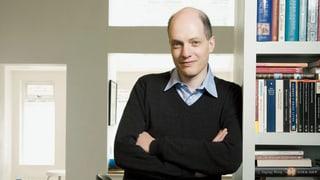 Video «Alain de Botton: Liebe - und wie sie den Alltag überlebt» abspielen