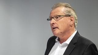 Die SVP Zug will mit Heinz Tännler in den Ständerat