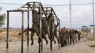 USA stocken Truppen im Irak auf