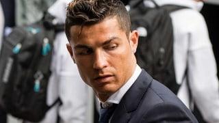 Ronaldo muss wegen Steuerbetrug vor Gericht erscheinen