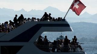 Der Zürcher Kantonsrat hält allen Einwänden und Alternativvorschlägen zum Trotz am Zürcher Schiffsfünfliber fest