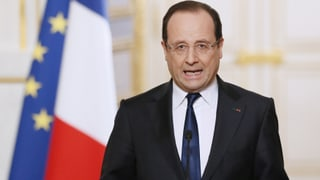 Hollande gibt den autoritären Staatschef