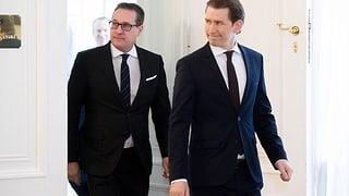 Die FPÖ reiht in Österreich einen Fauxpas an den andern