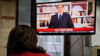 «Senatsausschluss von Berlusconi nur noch Formsache»
