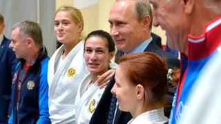 Russischer Doping-Skandal: Jetzt äussert sich Putin