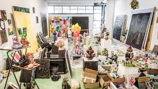 Mobil und vernetzt: Fünf junge Künstler und ihre Ateliers