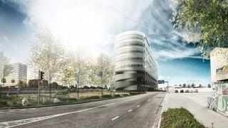 Kommt das grosse Basler Gewerbehaus zustande?