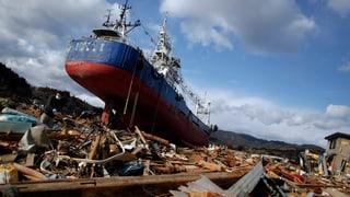 Fünf Jahre nach dem Tsunami: Der Wiederaufbau in Japan stockt