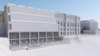 Das Kunstmuseum soll saniert und modernisiert werden