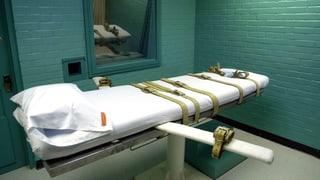 Todesstrafe: Krasse Fehlurteile der US-Justiz
