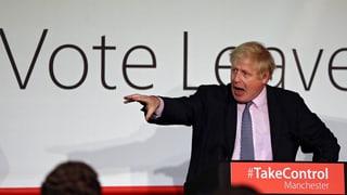 «Brexit»-Verfechter: EU tritt in Hitlers Fussstapfen