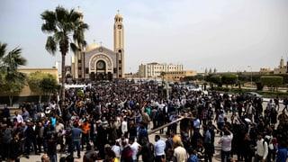 «Der ägyptische Staat kann die Christen nicht beschützen», sagte die Journalistin Astrid Frefel in Kairo