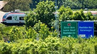 Bekenntnis der beiden Basel zum Herzstück der Regio-S-Bahn