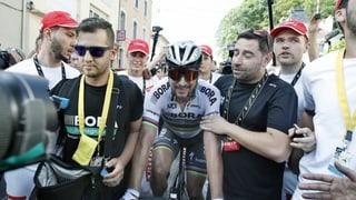 Sagan gudogna terza etappa da la Tour de France