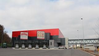 Neues Ramseier-Logistikzentrum in Sursee läuft