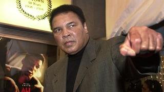 Boxlegende Muhammad Ali gestorben