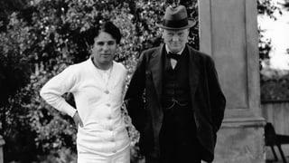 In Köhlmeiers neuem Roman trösten sich Chaplin und Churchill