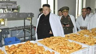 Kim Jong-un kürzt seinem Volk die Essensrationen