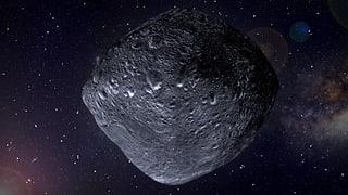 Dieser Asteroid könnte die Erde rammen