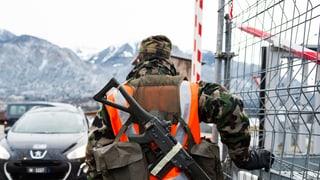 Bis zu 2700 Soldaten sollen für Asylnotlage bereit sein