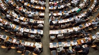 Finanzausgleich: Nationalrat entlastet Geberkantone
