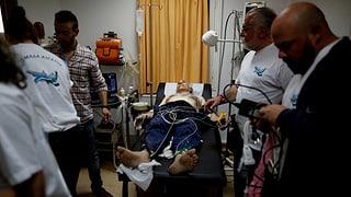 Griechenlands öffentliche Spitäler in der Misere