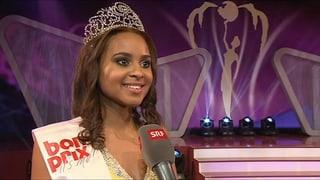 Djoa Strassburg ist «Miss Earth Schweiz» 2013