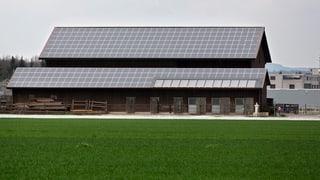 Umbruch bei Solaranlagen