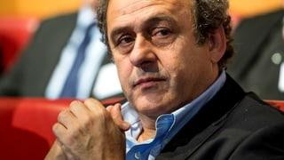 Uefa-Präsident Platini tritt nach Urteil zurück