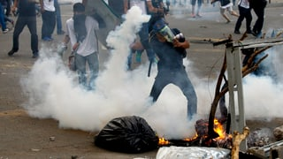 Proteste in Venezuela: Zwei weitere Menschen sterben