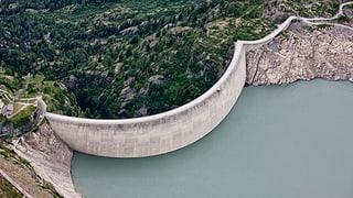 Kanton Wallis investiert in Wasserkraft