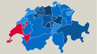 Volk sagt Ja zur zweiten Gotthard-Röhre