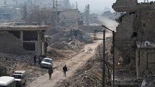 «Syrien ist jetzt ein von Russland und Iran besetztes Land»