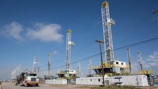 Der US-Ölboom ist vorerst vorbei