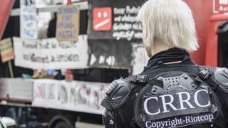 Demonstrationen für freies Internet