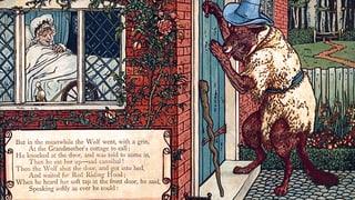 Die blutrünstige Seite der Gebrüder Grimm