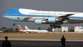 Trump knöpft sich Boeing vor